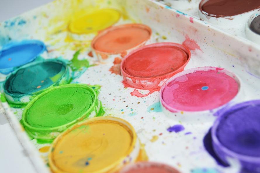色のパレット