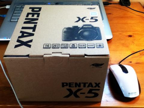 1台入りの箱