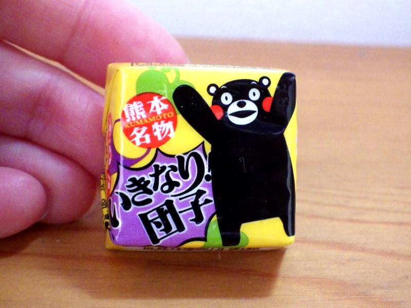 チロルチョコ「いきなり団子」