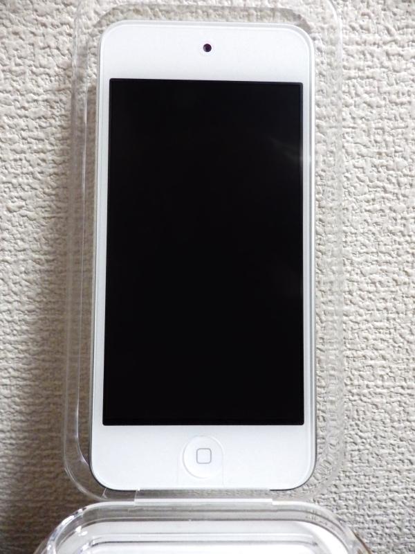 iPod touch 32GB ホワイト&シルバー MD720J/A