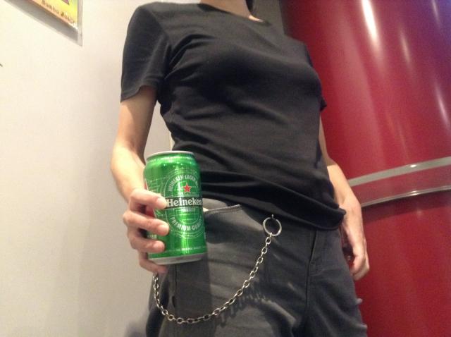 Helloweenライブの日の服装