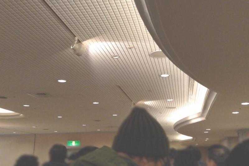 富野×高橋トークショー チケット引き換え