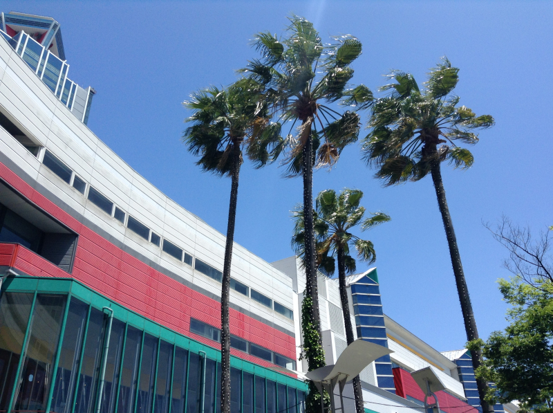 ATC大阪南港