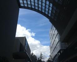 千里中央駅前
